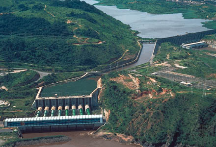 DRC Inga mega hydropower plant implementation advances with AfDB support