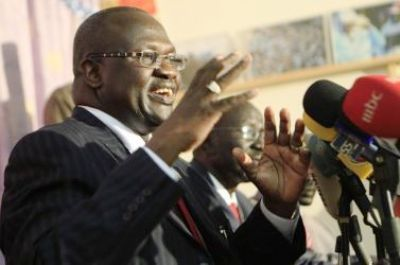 Machar to hold public address on SPLM future