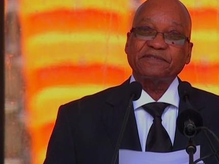 """The struggle was Madiba's life."""