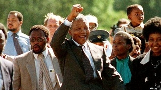 Nelson Mandela passes away — his struggle continues