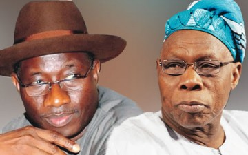 Obasanjo v Jonathan: Who wants to rock the Nigerian Boat?