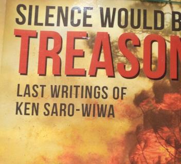 Book Review: Saro-Wiwa's Last Strike At The Hangmen