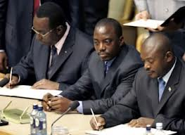 DR Congo government 'signs deal with M23 in Kenya'