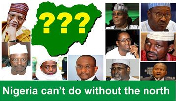 Nigeria cannot do without the North