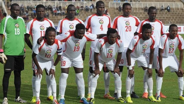 The Harambee Stars won the Cecafa Challenge Cup in December, beating Sudan 2-0
