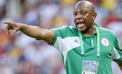 World Cup 2014: Nigeria coach Stephen Keshi resigns after exit