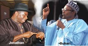 DON'T BLAME ME FOR YOUR PARTY'S SELF-INFLICTED WOES – PRESIDENT JONATHAN TELLS BUHARI