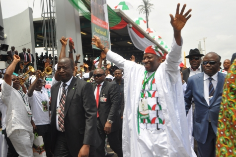 PDP USA Stands Unflinchingly Behind President Goodluck Jonathan & a free, fair and peaceful Electoral Process