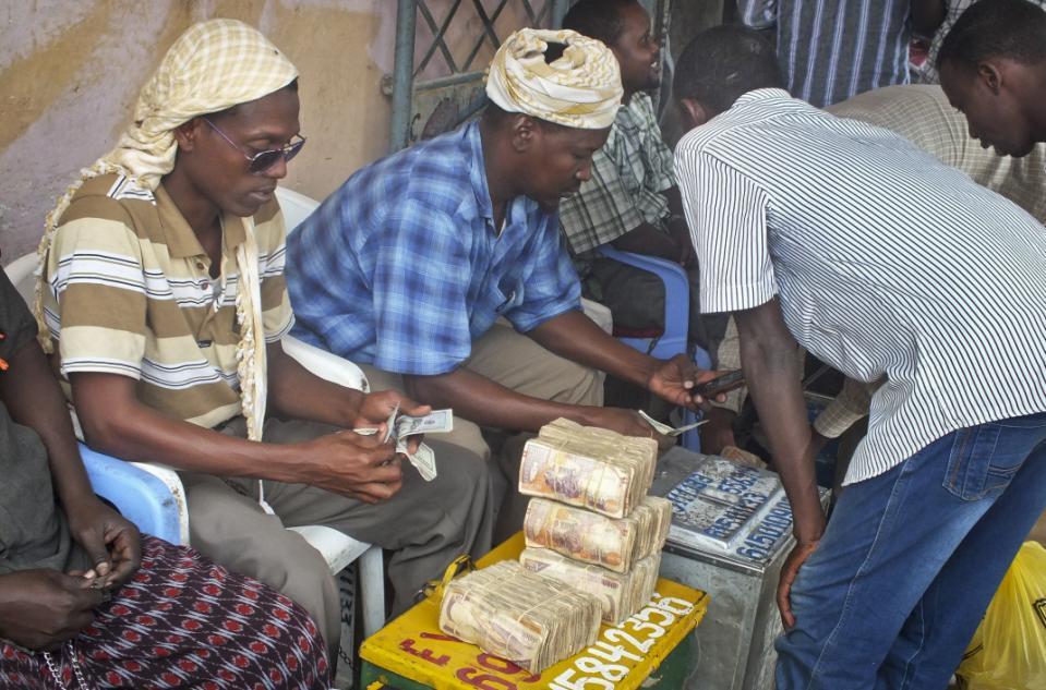 Us Bank Shuts Down Informal Remittances To Somalia