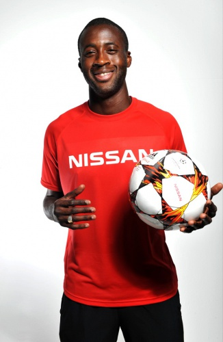 Nissan brings AFCON spirit to UEFA Champions League