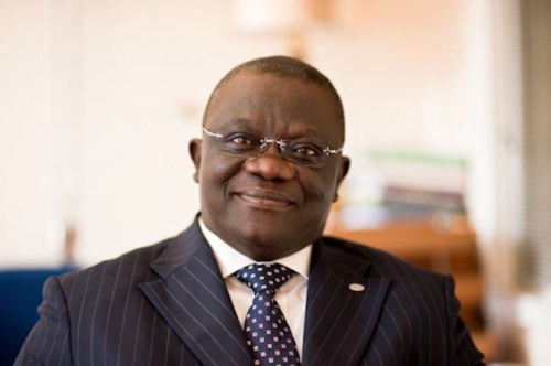 Ecobank Group CEO Albert Essien