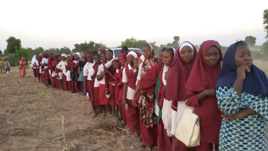 The man who rescued 500 Nigerian schoolgirls from Boko Haram