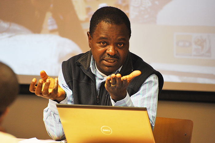Francis B Nyamnjoh is a professor of social anthropology at the University of Cape Town.