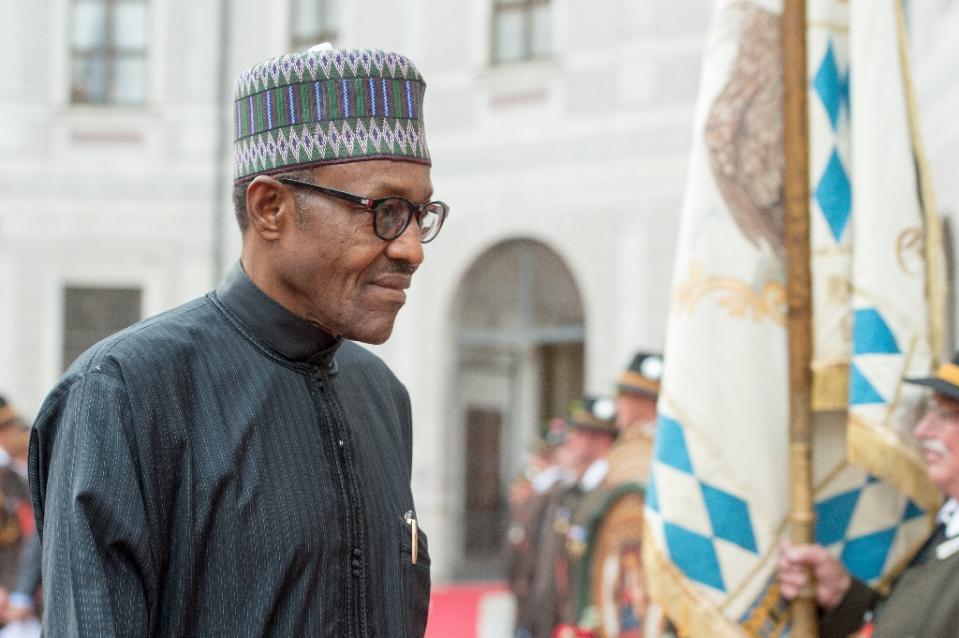 Nigeria should lead a regional anti-Boko Haram force for the duration of its operations, President Muhammadu Buhari says (AFP Photo/Armin Weigel)