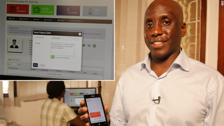 New Wave of African Entrepreneurship:  Mobile Technology for Healthcare