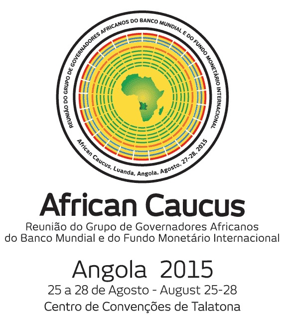 Angola will host the Meeting of the Ministers of Finance and Governors of the Central African Banks, the African Caucus