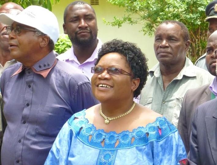 What next for Zimbabwe's Joice Mujuru? 3 Possibilities