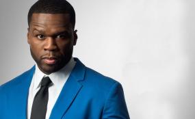 U.S. rapper 50 Cent.