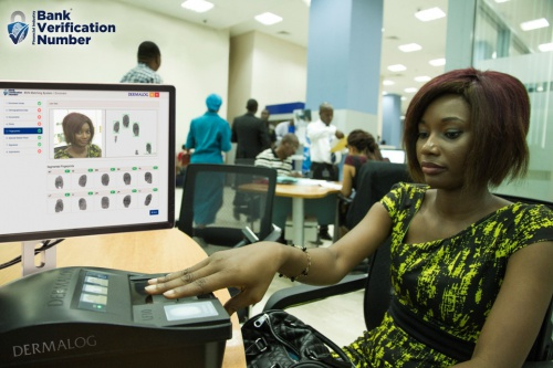 The biometric installation from DERMALOG has successfully registered over 18 million bank customers in Nigeria