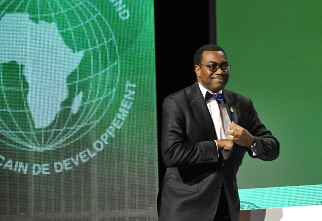 Dr. Akinwumi Adesina
