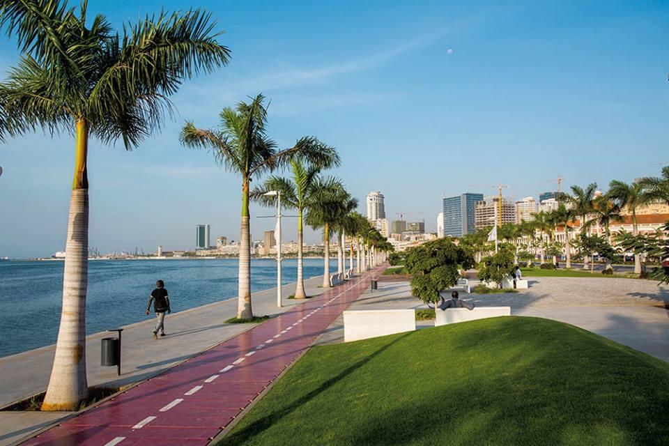 Luanda Bay, Angola