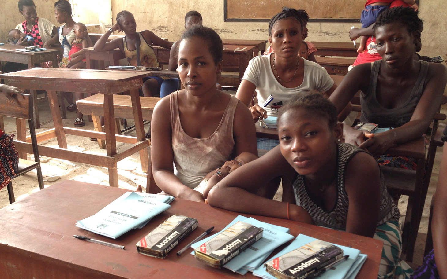 Sierra Leone: Pregnant schoolgirls excluded from school and banned from exams