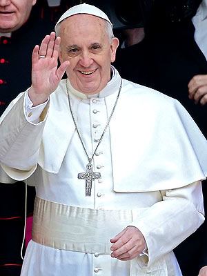Kenyan officials: 1.4 million expected to attend Pope's mass