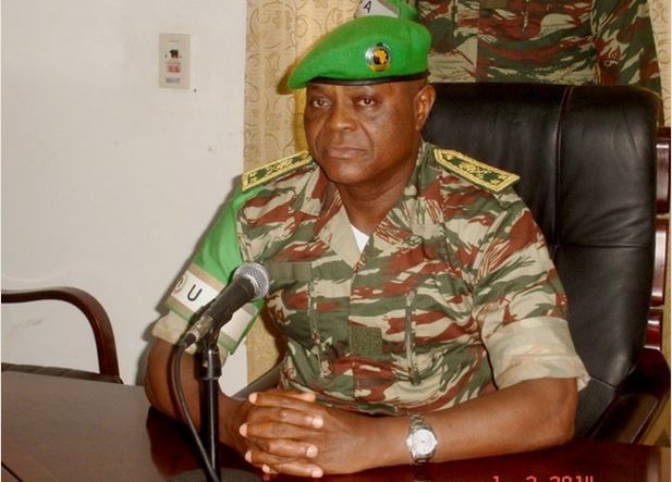 The African Union saddened by the death of General Martin Tumenta Chomu and commends his exceptional contribution to peace and security in the Central African Republic