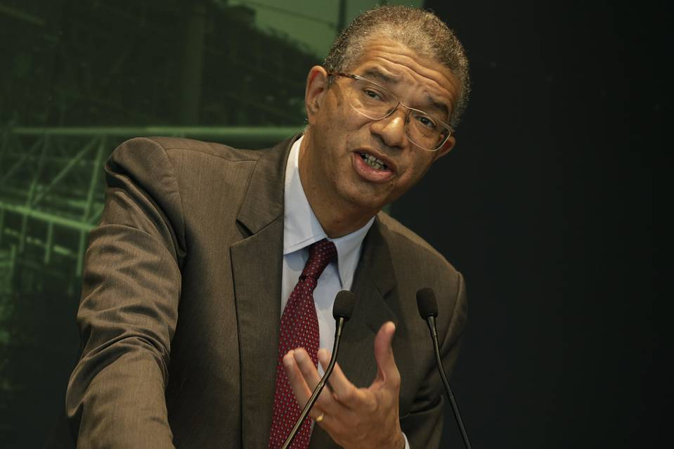 Lionel Zinsou, currently Benin's prime minister, says he will run for the country's presidency, believing his experience in private equity can help provide solutions to widespread poverty. PHOTO: PETER FOLEY/BLOOMBERG NEWS