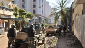 Militants stormed the Radisson Blu hotel in November, taking 170 people hostage and killing 20