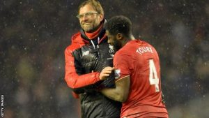 Kolo Toure arrived at Liverpool on a free transfer from Manchester City in 2013