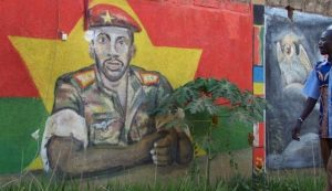 Thomas Sankara helped Burkina Faso become self-before in basic foodstuffs in just a few years before he was assassinated.