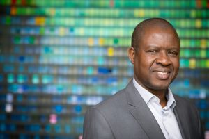 Dr. Becaye Sidy Diop, CEO of Delvic Sanitation Initiatives and Stanford Seed Transformation Program Participant at Stanford University in California (Source: Stanford Graduate School of Business