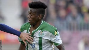 Cameroon midfielder Patrick Ekeng died after collapsing on the pitch while playing for Dinamo Bucharest in Romania