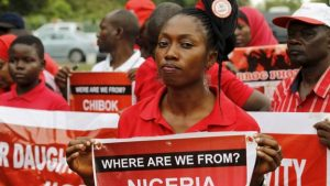 The Chibok kidnappings sparked a global campaign