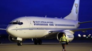 Inkwazi, South Africa's presidential jet, has had several technical problems recently and officials are worried it poses a risk to Jacob Zuma's safety
