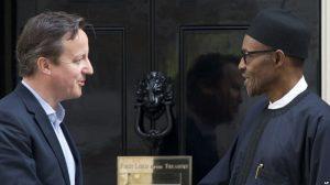 British Prime Minister David Cameron recently described Nigeria as fantastically corrupt