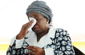 Nkosazana Dlamini-Zuma is soon to step down from her role as chairperson of the AU Commission. Credit: GovernmentZA.