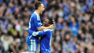 The Chelsea duo are expected in the country on Wednesday ahead of Friday's testimonial game in honour of the former Super Eagles' captain