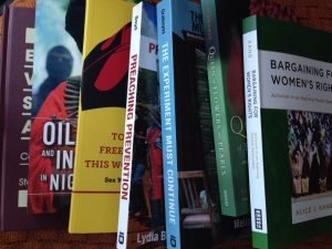 Just a few of the books to be featured in this summer's series. (Kim Yi Dionne/The Monkey Cage)