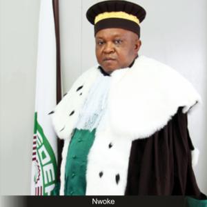 Hon Justice Friday Chijioke Nwoke