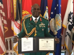 Colonel Charles Opuene