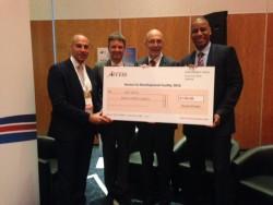 The winners: Ages (Sierra Leone): Albert Smith and Joachim Baumgaertner; Menatach (Nigeria): Rayan Kassis; Stucky (Madagascar): Antoine Dubas