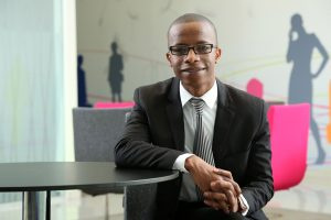 Abey Tau - Public Affairs and Corporate Citizenship Manager for Samsung Electronics Africa