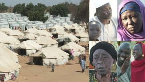 More than two million Nigerians have fled their homes seeking refuge from Boko Haram insurgents over the last six years