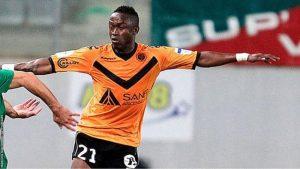 Guinea-Bissau's France-based captain Bocundji Ca will lead his side at Gabon 2017