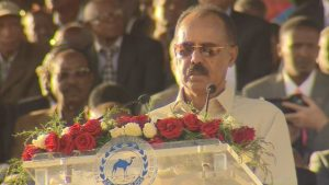 Eritrea's president says the West's generous asylum polices are weakening the country