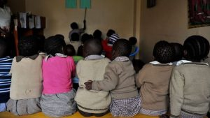 Some charities are involved in running schools and orphanages in Kenya