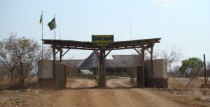 Giriyondo Border Post South Africa Mozambique