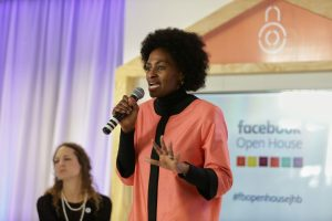 Nunu Ntshingila – Head of Africa Facebook